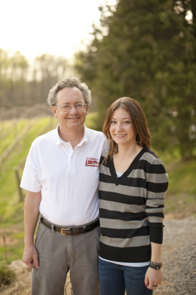 Know Your Vintner: Scott & Rachel Stinson, Stinson Vineyards ...